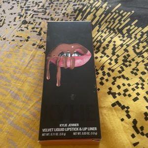 Kylie cosmetics lip kit candy k